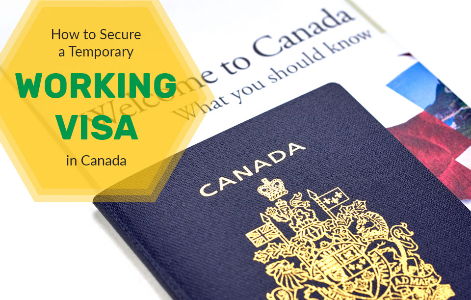 How to Secure a Temporary Working Visa in Canada